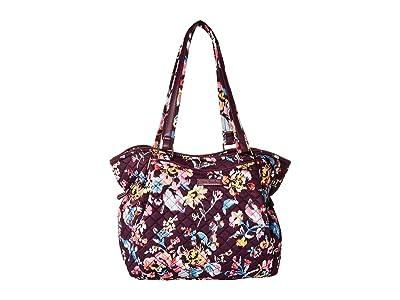Vera Bradley Iconic Glenna Satchel (Indiana Rose) Bags