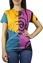 Disney The Nightmare Before Christmas Sally Cosplay Rag-Doll Costume T-Shirt