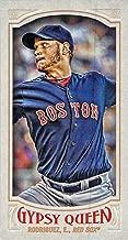 Eduardo Rodriguez 2016 Gypsy Queen Mini Variations #58 Red Sox