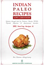Indian Paleo Recipes (Low Carb High Fat - Non Veg)
