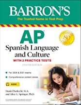 Best ap spanish book Reviews
