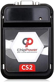 Centralina Aggiuntiva ChipPower CS2 per 147 1.6 TS 105CV Chip Tuning Box Benzina