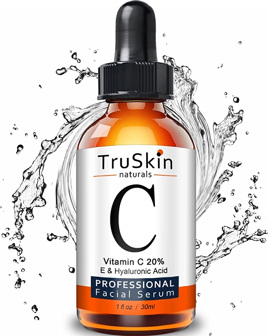 伝記残りさびたアメリカで一番売れてる TruSkin Naturals社 の オーガニック ビタミンCセラム TruSkin Naturals Vitamin C Serum