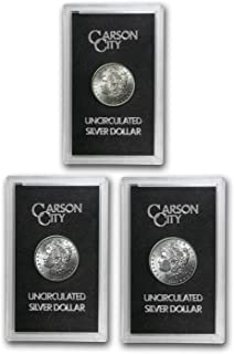 1882 carson city morgan dollar value