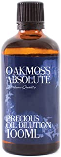 Mystic Moments Oakmoss PQ Absolute Oil Dilution - 100ml