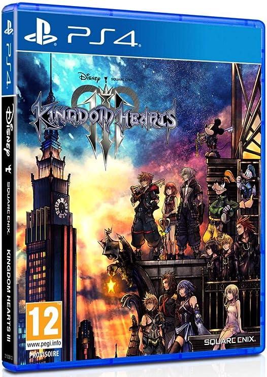Sony Kingdom Hearts III, PS4 vídeo - Juego (PS4, PlayStation 4, Acción / RPG, E10 + (Everyone 10 +))