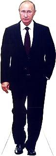aahs!! Engraving Life Size Vladimir Putin Novelty Cardboard Standup, 5.5 feet