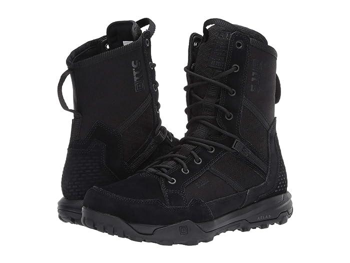 5.11 Tactical  A.T.L.A.S 8 Boot (Black) Mens Shoes