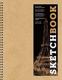 Sketchbook (Basic Large Spiral Kraft) (Sterling Sketchbooks)