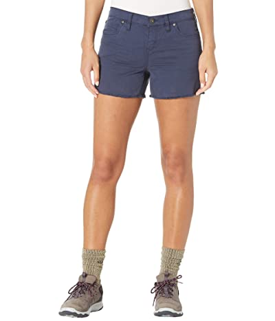 Carve Designs Oahu Twill Shorts Women