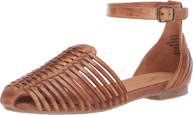 Seychelles Womens Bits 'N Pieces Flat Sandal
