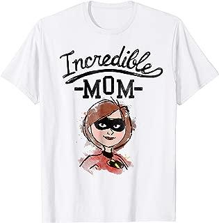 Pixar Incredibles 2 Super Mom Sketch Graphic T-Shirt