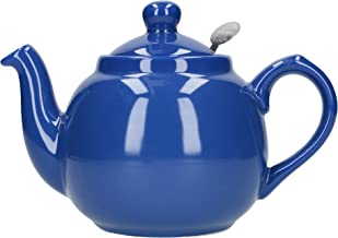 cast iron teapot london