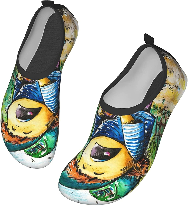 Boy Water Sports Shoes Barefoot Quick-Dry Aqua Yoga Socks Slip-on for Men Women