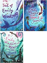 Liz Kessler Emily Windsnap series: 3 books: (Emily Windsnap and the Monster From The Deep / Emily Windsnap and the Sirens Secret / The Tail of Emily Windsnap)