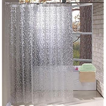 36 x 72 inch Sport Style Shower Curtain Bathroom Curtain Waterproof