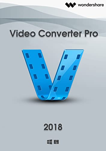 Wondershare Video Converter Pro für PC - 2018 [Download]