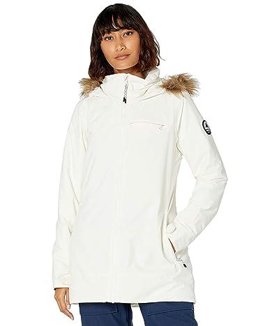 Burton Lelah Jacket (Stout White) Women