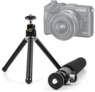 DURAGADGET Collapsible Mini Compact Camera Tripod for Canon PowerShot S100 S95 /& IXUS 510 HS