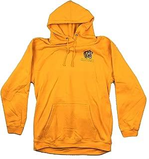 Migos Culture II Tiger Orange Pull Over Sweatshirt Hoodie