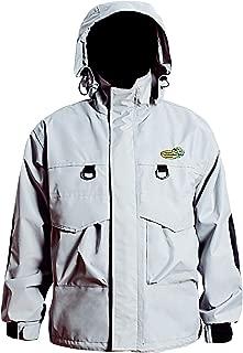 Navis Marine Fishing Rain Jacket with Pants for Men Women Waterproof Wading Rain Gear Breathable