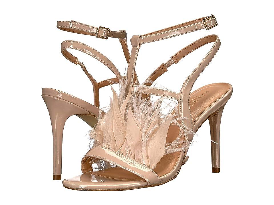 Halston Heritage Tasha Heels (Nude Patent) Women