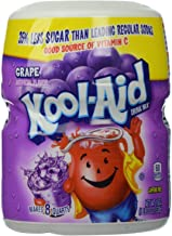 Kool-aid Grape Mix 19 Oz Container (2 Pack)