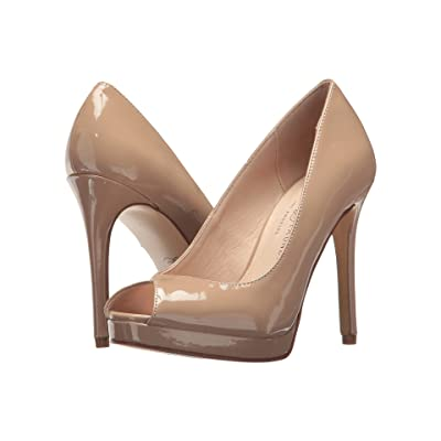 Chinese Laundry Fia Pump (Nude Patent) High Heels