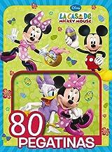La casa de Mickey Mouse. 80 Pegatinas (Hachette Infantil - Disney - Prescolar)