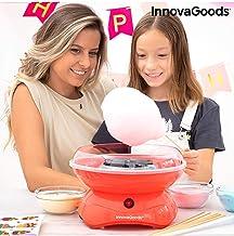 InnovaGoods SweetyCloud Machine à Barbe à Papa,