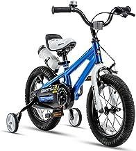 RoyalBaby Kids Bike Boys Girls Freestyle Bicycle 12 14 16 inch with Training Wheels,16 18 20 inch...