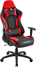 Video Game Chair GX2, Black & Red