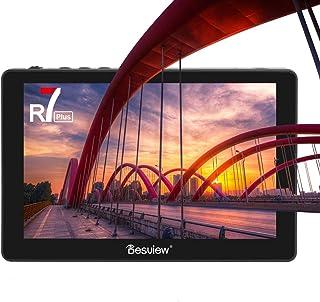 Desview-7インチHDMIタッチビデオモニター-4Kカメラモニター ミラーレス、一眼レフ対応 3D-LUT 高画質 1920x1200 HDMI信号入出力 カメラ用液晶外部モニター 撮影モニター R7P【国内正規代理・1年保証・日本語説明...