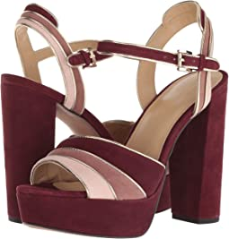 7c7c4d73d7b849 Oxblood Multi Kid Suede/Mirror Metallic. 3. MICHAEL Michael Kors