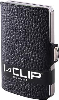 I-CLIP ® Portafoglio Pure Nero (Disponibile In 5 Versioni)