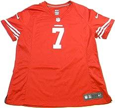 Nike Colin Kaepernick San Francisco 49ers Red Women's 2XL Game Jersey