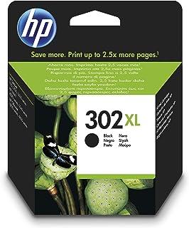 comprar comparacion HP 302XL F6U68AE, Negro,. Cartucho de Tinta de Alta Capacidad Original, compatible con impresoras de inyección de tinta HP...