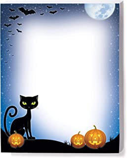 Meow Mischief Border Papers, 8.5 x 11, 25 Count