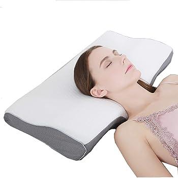 Inofia Memory Foam Pillow for Neck Pain