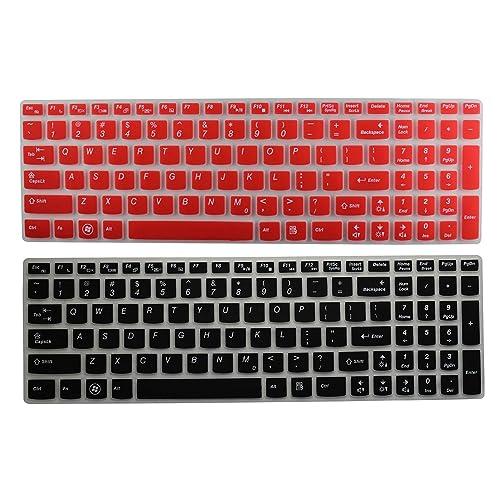 Keyboard Skin Cover Protector for Lenovo G500 Z560 Y570 Z570 B570 B575 V570 G575