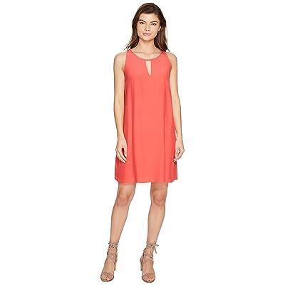 BB Dakota Phoede Keyhole Shift Dress (Glow) Women