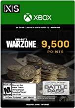 Call of Duty: Warzone Points - 9500 - Xbox [Digital Code]