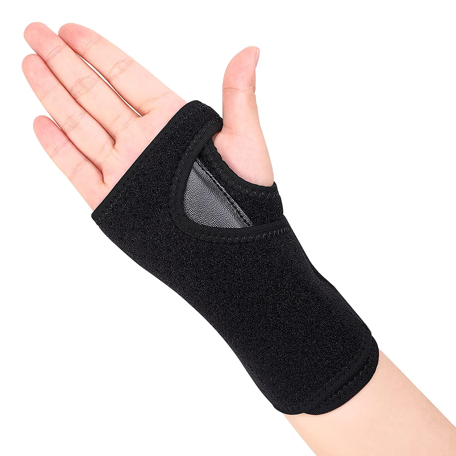 Carpal Omaha Mall Tunnel Wrist Brace Ranking TOP5 Support with Splints Adjustable