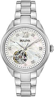 Bulova - Reloj de Mujer Bulova Classic Solo Tiempo con Fecha 96P181