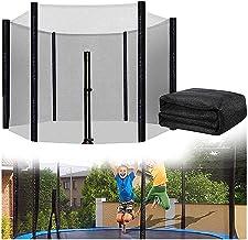 WSVULLD 5ft 6ft 8ft 10ft 12ft 13ft 14ft 16ft trampoline bounce vervanging veiligheidsnetten Perfecte bounce past de meeste...