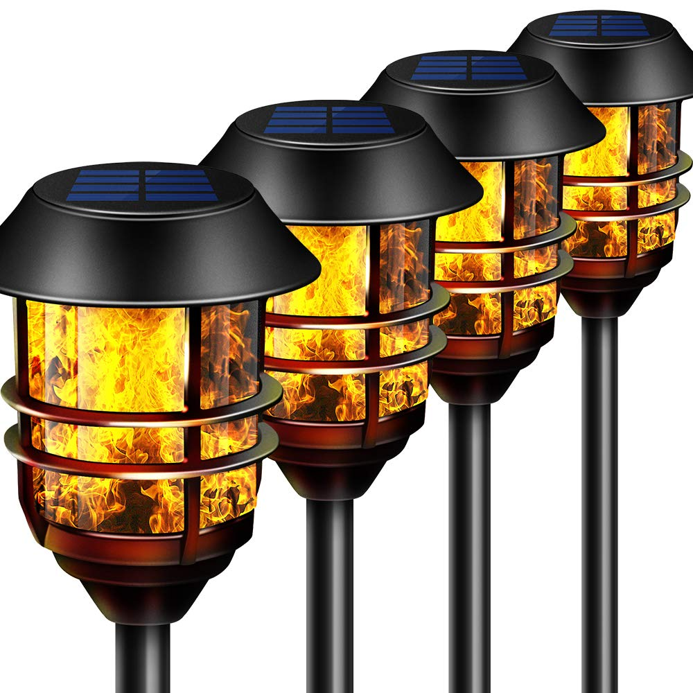 Torches Flicking Stainless Lighting Waterproof