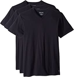 3-Pack Classic Fit V-Neck Tee