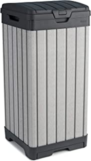 Keter 235916Cubo, Gris, 41x 41x 87.4