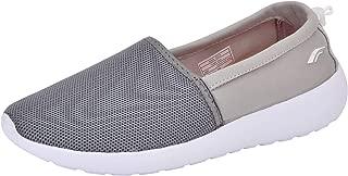 Fsports Womens Grey Colour Julia Series Nylon Mesh Casual Shoes