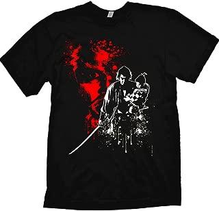 Shogun Assassin Lone Wolf & Cub Designer T-Shirt